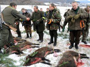 poľovníctvo