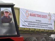 traktory protest