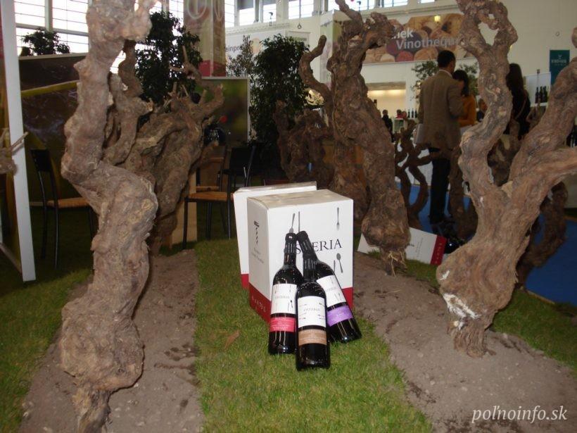 Rakúsko exportuje rekordné množstvo vína!