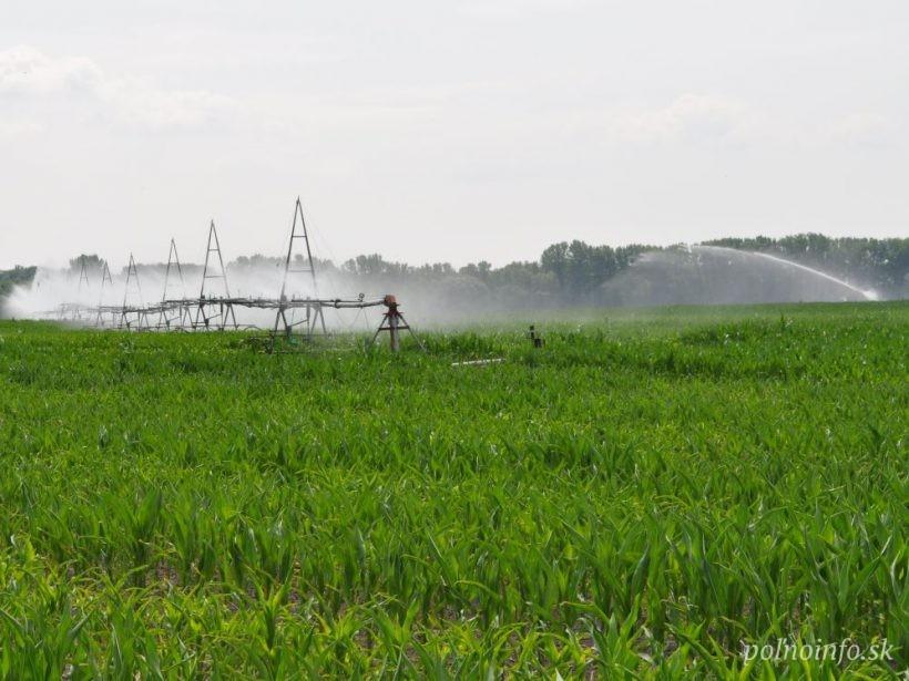 Agrorezort pripravuje ďalšiu výzvu na rozširovanie zavlažovanej plochy