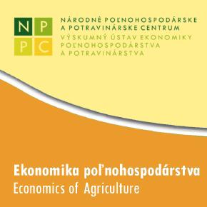 NPPC Ekonomika poľnohospodárstva PDF 2019-05
