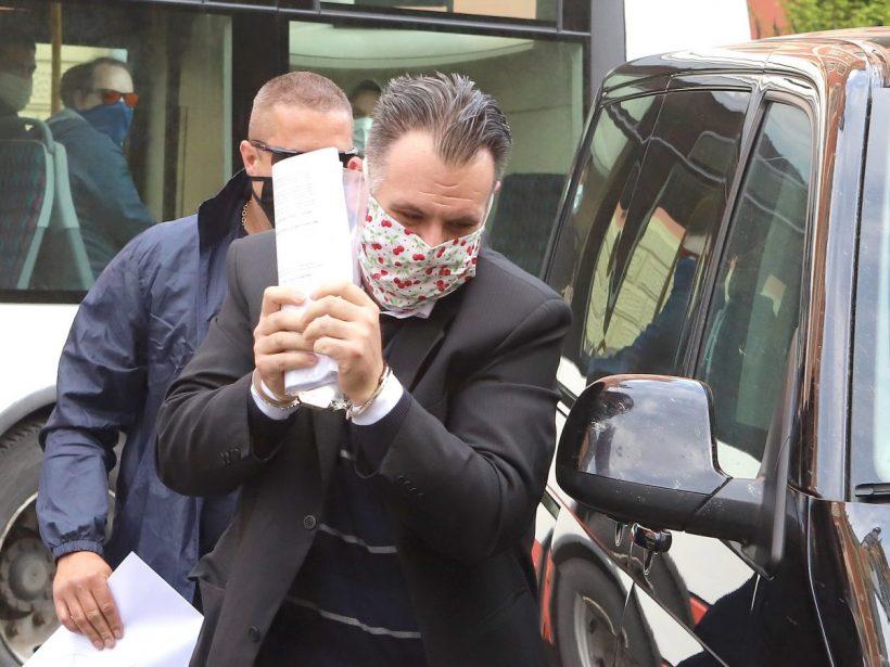Sudca ŠTS prerušil výsluch k predĺženiu väzby Martina K. a Juraja K.