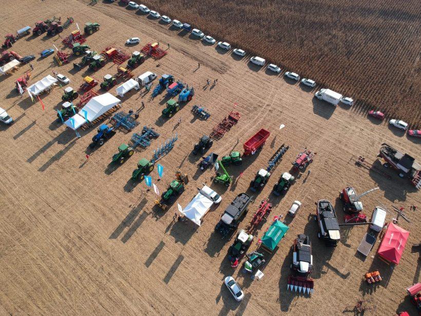 Prvé tohtoročné stretnutie poľnohospodárov na poľnej akcii