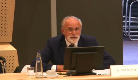 Vystúpenie ministra v Bruseli: Buď 25 alebo 13 plus 2