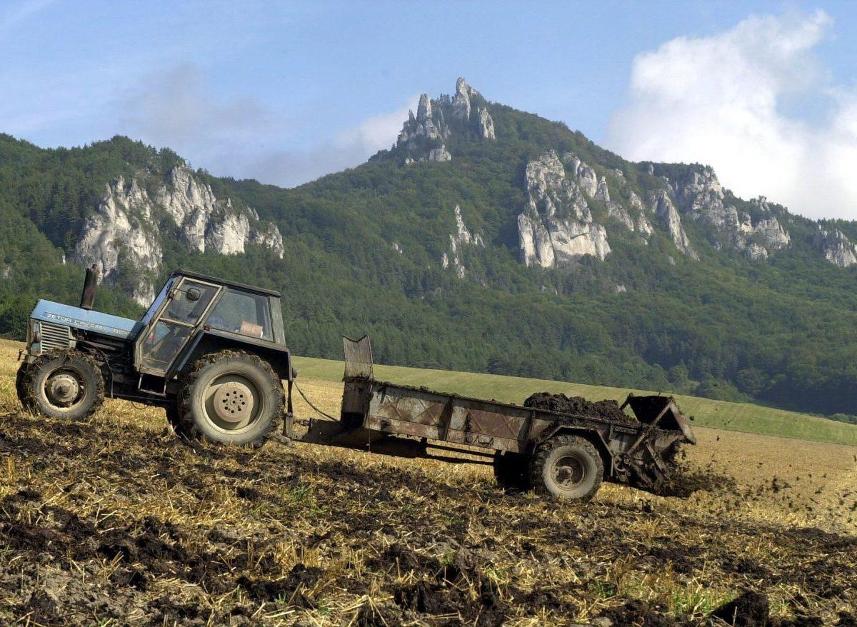 Zastrešenie hnojísk? Nakladanie s hnojom nad rámec požiadaviek EÚ