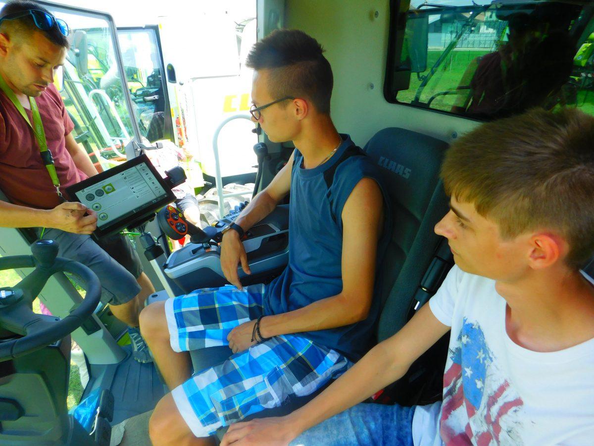 Praktické vyučovanie spája študentov s agrárnou realitou
