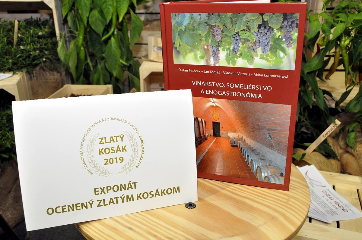 Publikácia SPU získala ocenenie od medzinárodnej organizácie v Paríži