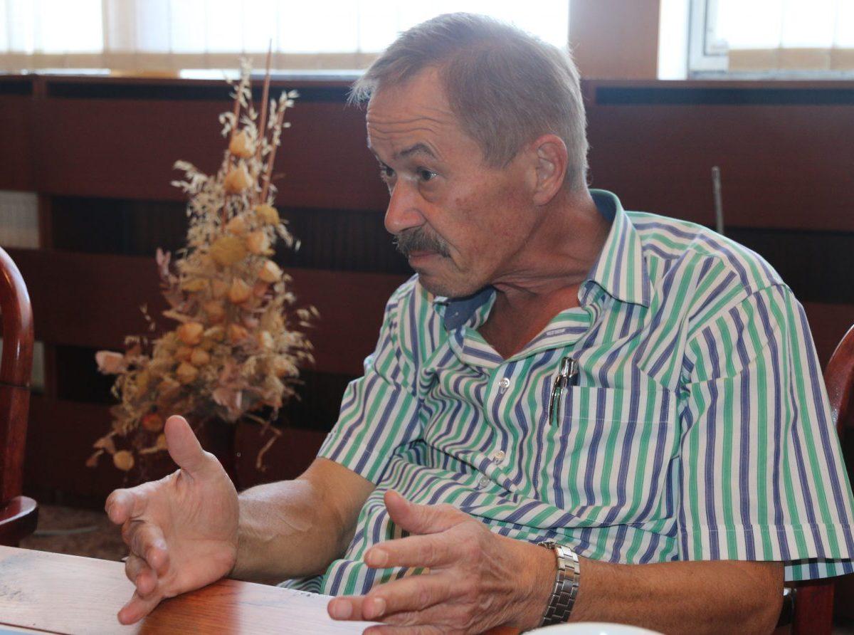 Odišiel Jozef Galbavý. Namaľoval poľnohospodárstvo, po akom túžime