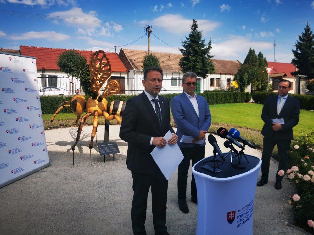 Vlčan: Cieľom bude posilnenie slovenských agropodnikov