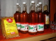 Biopotravinou roka 2010 sa stali Sušené jablká Biomila
