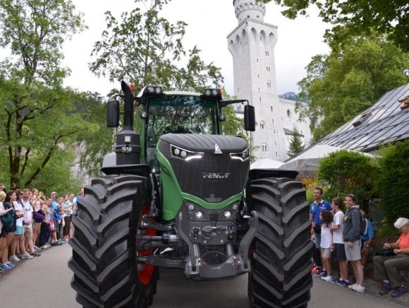 Fendt ponúkne traktor s výkonom 500 koní