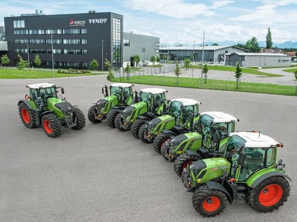 Nový Fendt štandard: Navádzací systém od 100 hp